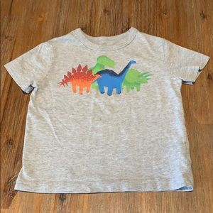 Baby Gap Boys 18-24 Months Dinosaur Shirt